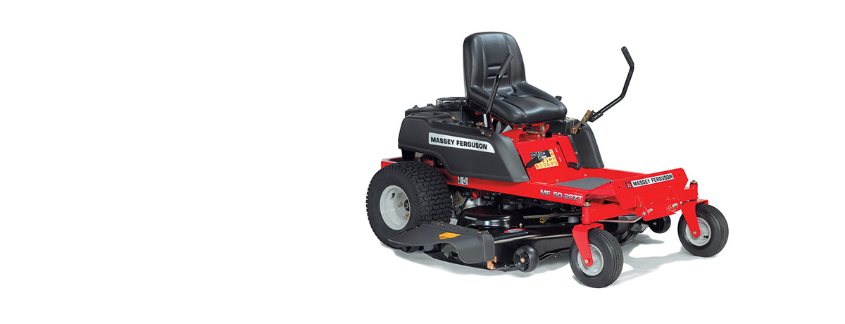 MF 50-22 ZT zero turn mower
